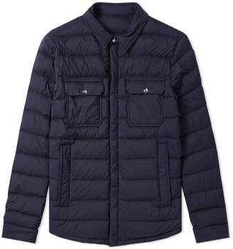 Moncler Caph Down Shirt Jacket