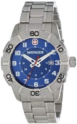 Wenger Roadster Blue SunRay Braclet