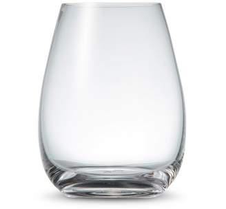 Salt&Pepper Set of 6 Salut Stemless Wine Glasses