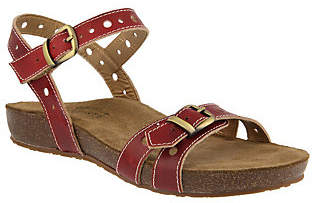 Spring Step L'Artiste by Leather Sandals - Tech