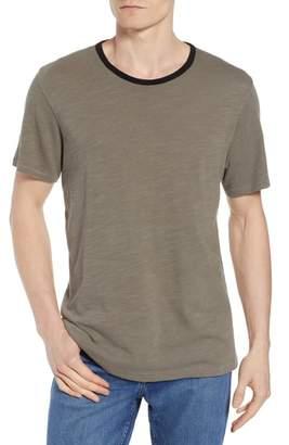 Rag & Bone Slubbed Ringer T-Shirt