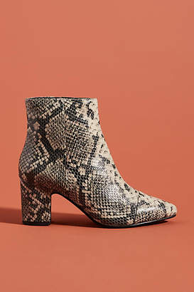 Seychelles Block-Heeled Ankle Boots