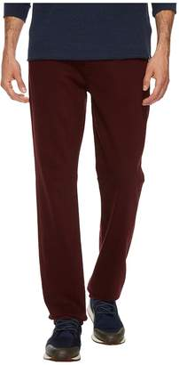 7 For All Mankind Slimmy Slim Straight in Oxblood Men's Jeans