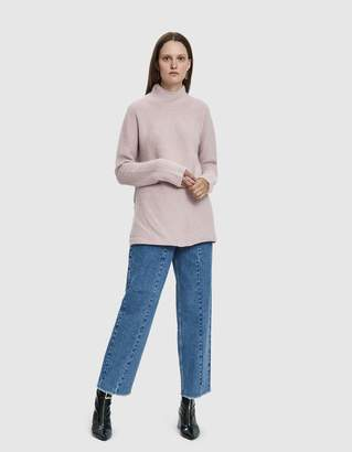 Mijeong Park Wholegarment Pullover in Pink