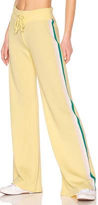 Wildfox Couture Tri Stripe Sweatpant