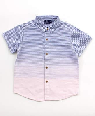 Bear Camp Little Boy Printed Button Down Shirt