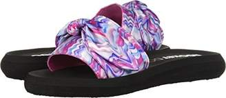 Rocket Dog Women's Sayonara Swirl Whirl Fabric Flip-Flop