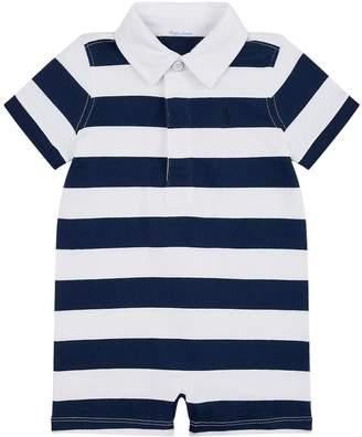 Polo Ralph Lauren Striped Playsuit