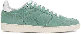 Ami Alexandre Mattiussi Thin Laced Low Trainers