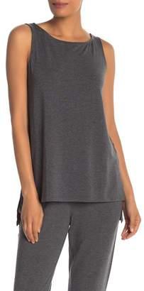 Eileen Fisher Long Shell Silk Tunic