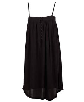 Saint Tropez Jersey Strappy Dress Colour: BLACK, Size: SMALL
