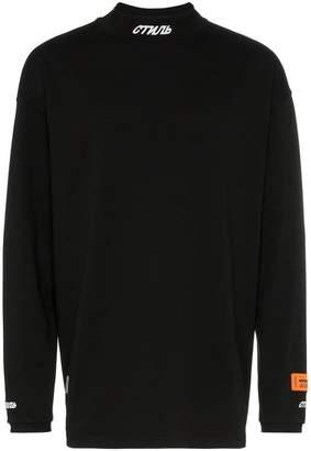 Heron Preston basic sweatshirt