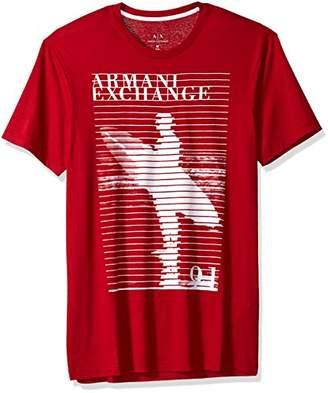 Armani Exchange A|X Men's Surfer Graphic tee