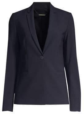 Elie Tahari Stretch Wool Darcy Jacket