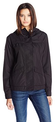 Element Juniors Mason Polar Fleece Lined Windbreaker Jacket $69.95 thestylecure.com
