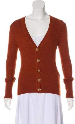 Tory Burch Knit Wool Cardigan