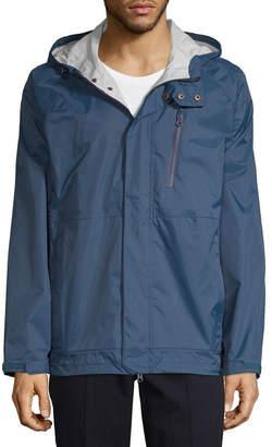 ST. JOHN'S BAY Outdoor Waterproof Lightweight Raincoat