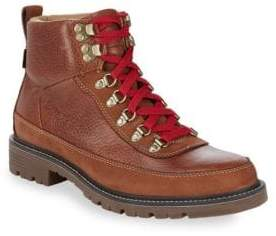 Cole Haan Waterproof Leather Ankle Boots