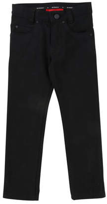 Givenchy Denim Pants w/ Back Leatherette Pocket, Size 4-5