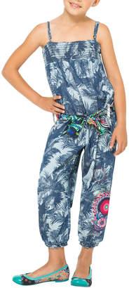 Desigual Printed Jumpsuit