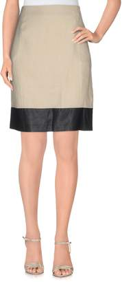 Hotel Particulier Knee length skirts