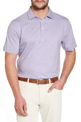 Peter Millar Crown Stripe Polo