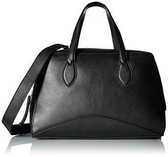 Cole Haan Zero Grand Leather Satchel Handbag