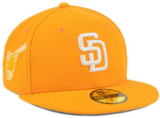 New Era San Diego Padres C-Dub Patch 59FIFTY Fitted Cap