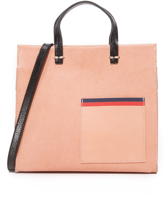 Clare V. Petite Simple Tote $385 thestylecure.com