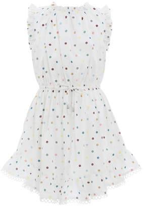 Zimmermann Kids Lovelorn Dot Dress