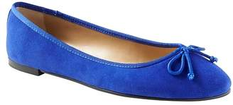 Banana Republic Robin Almond-Toe Ballet Flat