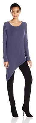 Michael Stars Women's Thermal L/s Asymmetric Tunic