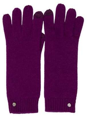 Ralph Lauren Cashmere Knit Gloves w/ Tags