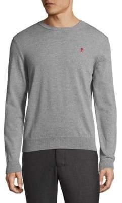 Ami Signature Logo Sweater
