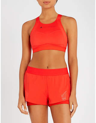 adidas by Stella McCartney Performance Essentials stretch-jersey sports bra