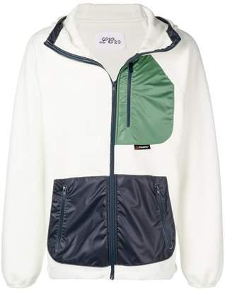 Lc23 contrast pocket jacket