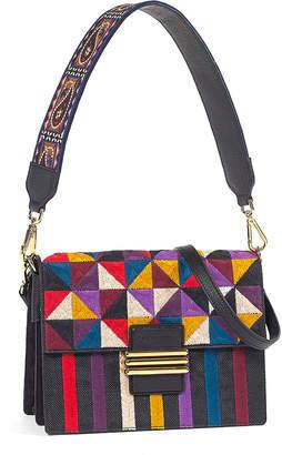 Etro Rainbow Geometric Shoulder Bag