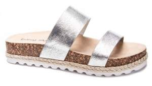 Chinese Laundry Double Play Flatform Sandals Women's Shoes