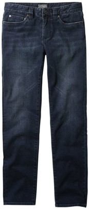 L.L. Bean L.L.Bean Men's Signature Five-Pocket Jeans with Stretch, Slim Straight
