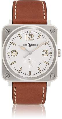 Bell & Ross Men's BRS-92 Heritage Watch