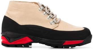 Diemme lace-up desert boots