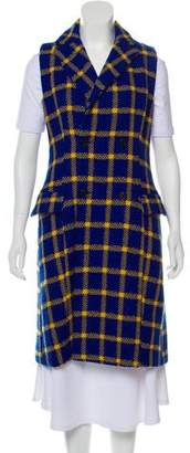 Marni Wool Long Vest