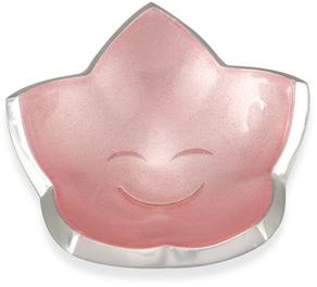 Nambe Baby Wish Bowl - Pink