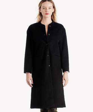 d.RA Women's Leanne Coat In Color: Black Size XS From Sole Society