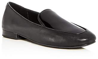 Donald J Pliner Women's Honey Leather & Patent Leather Loafers