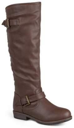 Co Brinley Women's Knee-High Studded Riding Boot