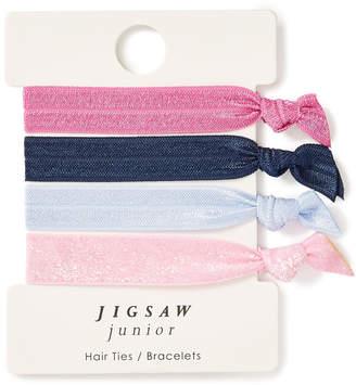 Jigsaw Adorable Hair Ties