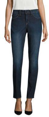 NYDJ Alina Legging Jeans $114 thestylecure.com