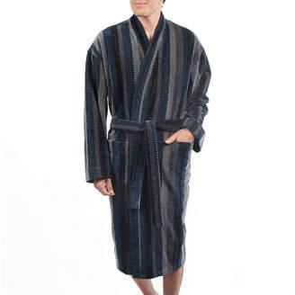 RESIDENCE Residence Long Sleeve Kimono Robes-Big and Tall