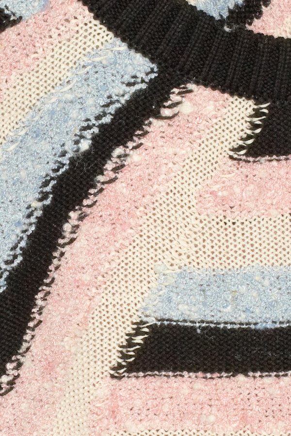 Sonia Rykiel Textured cotton-blend sweater